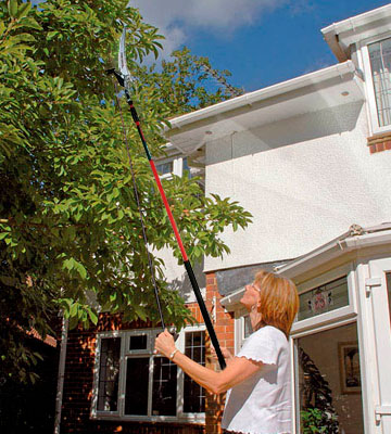 Review of Corona TP 6870 Dual Compound Action Tree Pruner