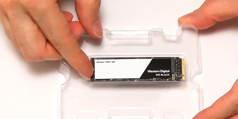 Review of WD Black NVMe PCIe M.2 2280 Internal SSD