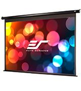 Elite Screens ELECTRIC100H 100-inch Diag 16:9 Electric Motorized Projector Screen