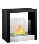 Ignis Products FSF-025 Tectum S Freestanding Ventless Ethanol Fireplace