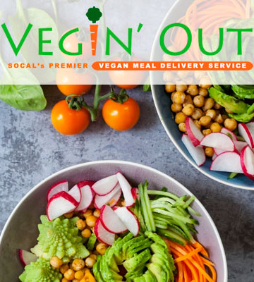 Review of Vegin' Out Vegan Meal Delivery