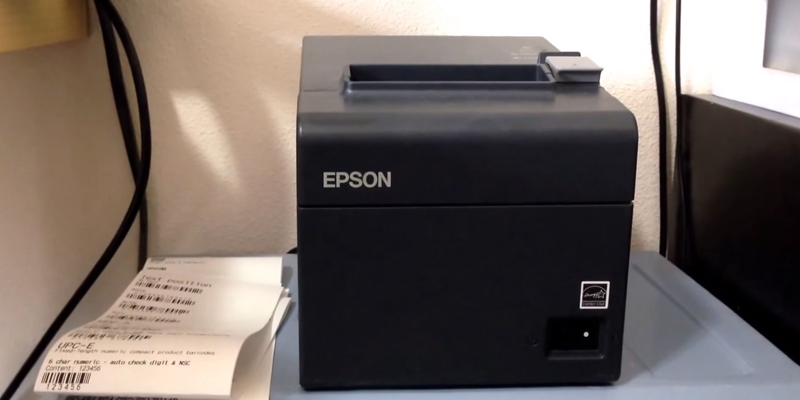 Review of Epson TM-T20II Direct Thermal Printer USB - Monochrome - Desktop