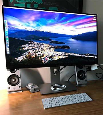 Review of Dell UltraSharp U2715H IPS HDMI Professional Monitor