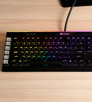 Review of Corsair K95 RGB PLATINUM (CH-9127014-NA) Mechanical Gaming Keyboard