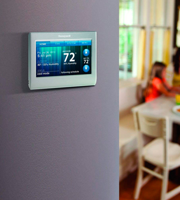 Review of Honeywell Wi-Fi Smart Thermostat