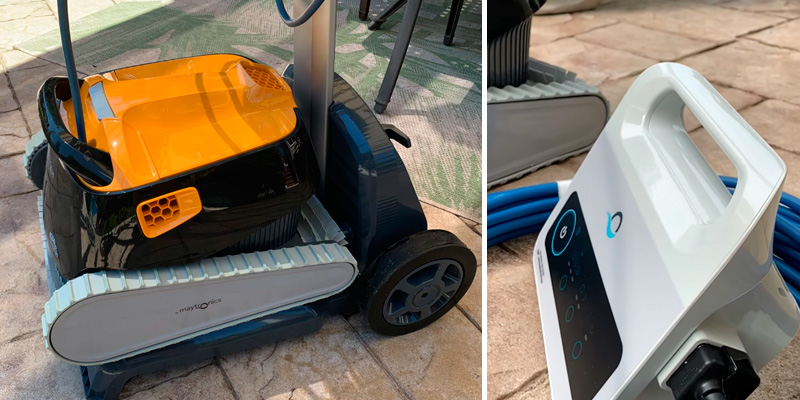 Review of Dolphin Triton Robotic Pool Cleaner