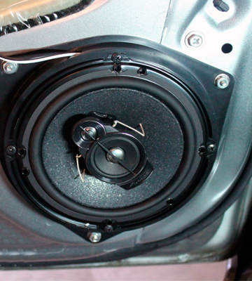 Review of Pioneer TS-A1676R 3-Way Speakers