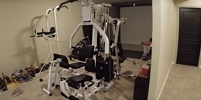 Review of Body Solid EXM2500S Home Gym