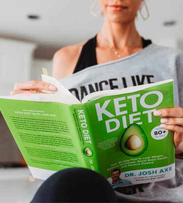 Review of Josh Axe Keto Diet: Your 30-Day Plan to Lose Weight, Balance Hormones, Boost Brain Health, and Reverse Disease
