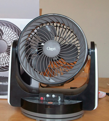 Review of Ozeri OZF6 Desk and Table Fan