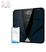 Letsfit iF1949B Smart Bathroom Scale with Bluetooth