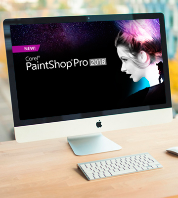 Review of PaintShop Pro Photo editing software & bonus collection