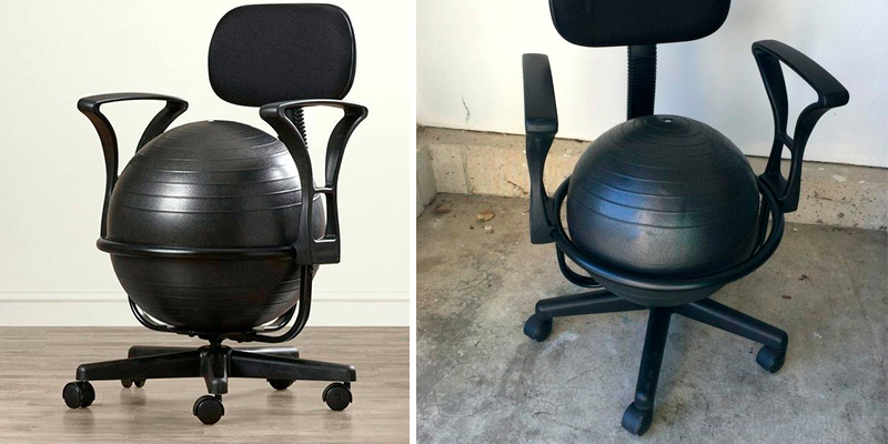 5 Best Balance Ball Chairs Reviews Of 2019 Bestadvisor Com