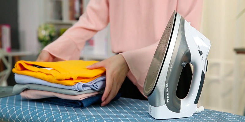 Review of Beautural YPZ-801 Steam Iron