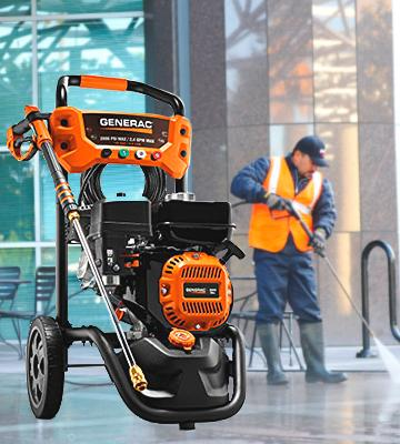 Review of Generac 6921 Gas Powered Pressure Washer