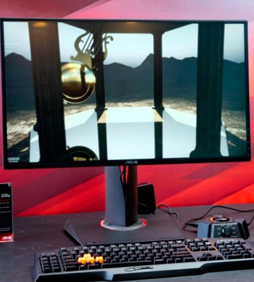 Review of ASUS VG278Q 27 Full HD, 144Hz Gaming LED Monitor (1ms, DP/HDMI/DVI)