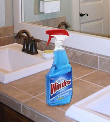 Review of Windex Glass Cleaner