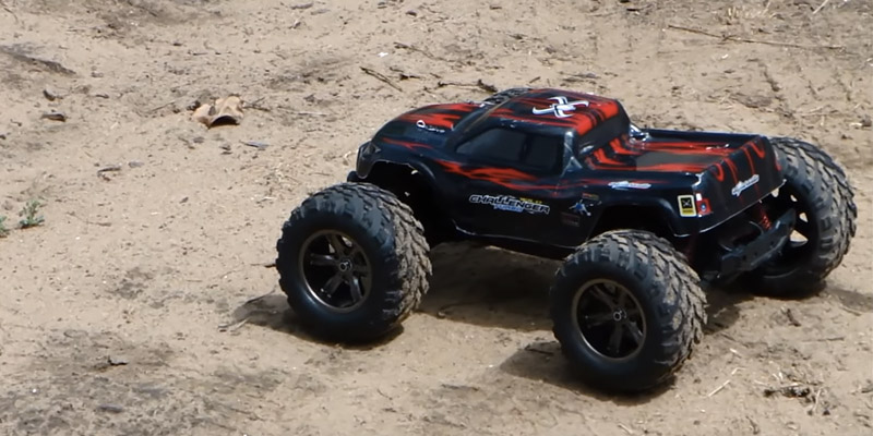 Detailed review of TOZO C2032 Off Road RC CARS