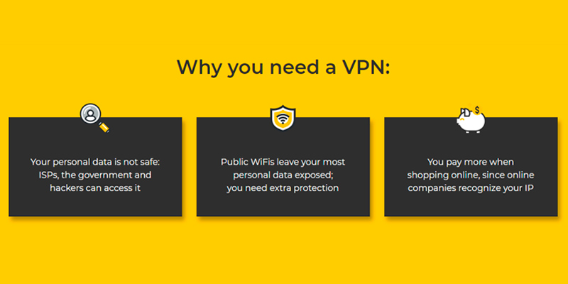 Review of CyberGhost Fast and Secure VPN Service