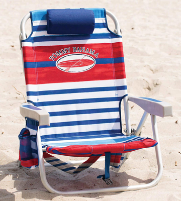 Review of Tommy Bahama SC539TB Backpack Beach Chair with Storage Pouch and Towel Bar