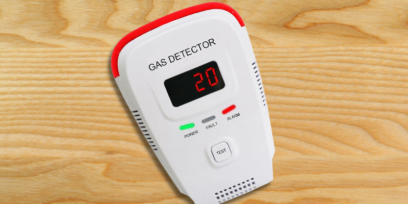 Review of Youthful naturel GAS-0089 Combustible Natural Gas Alarm Detector
