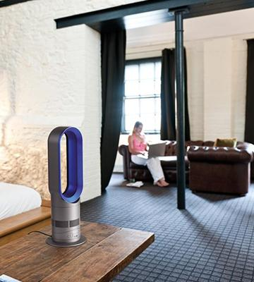 Review of Dyson AM05 Hot + Cool Fan Heater