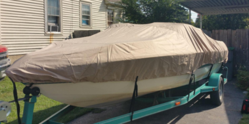 Review of MSC Heavy Duty 600D Marine Grade Waterproof Boat Cover