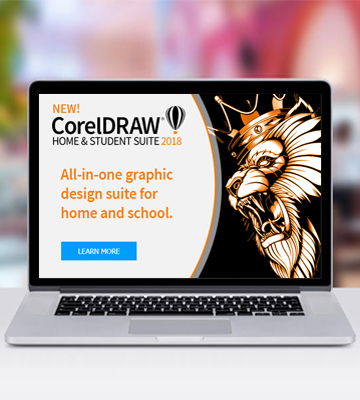 Review of Corel CorelDRAW Home & Student Suite 2018 Graphic design software for home and school