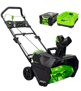 GreenWorks Cordless Snow Thrower PRO 20-Inch 80V