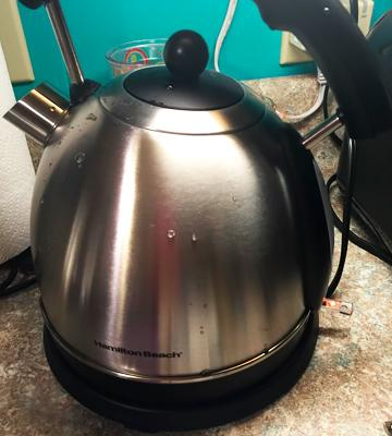 Review of Hamilton Beach 40893 Electric Kettle
