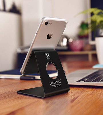 Review of Lamicall Stand for Smartphones