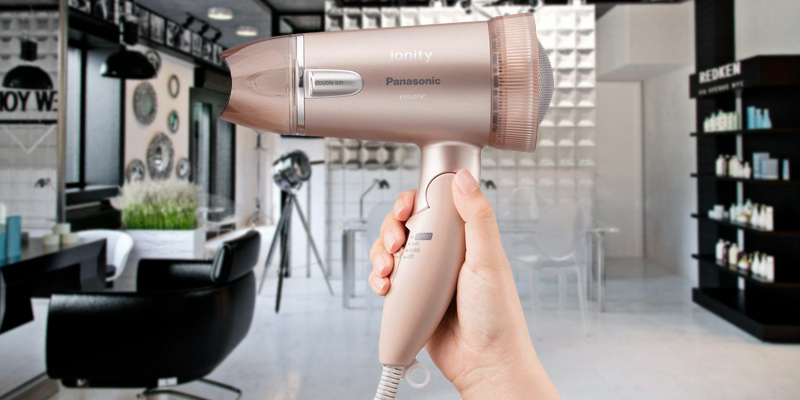 Review of Panasonic EH5305P Low-Noise IONITY Hair Dryer