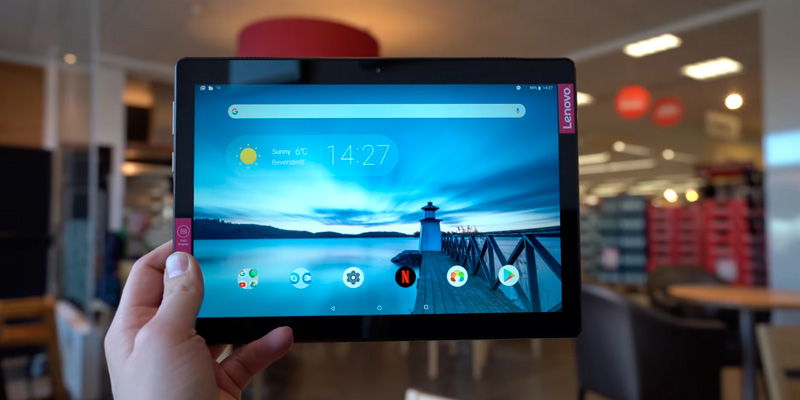 Review of Lenovo Tab M10 (ZA4G0078US) 10.1 inch Android Tablet (2019)