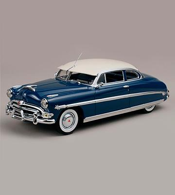 Review of Moebius 1953 Hudson Hornet MOE1200