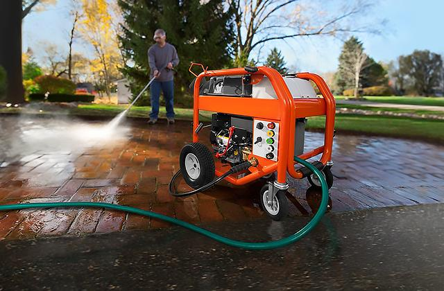 Best Gas Powered Pressure Washers