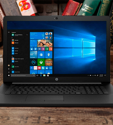 Review of HP (17-ca) 17.3 HD+ Gaming Laptop (Ryzen 5 3500U, Radeon Vega 8, 12GB DDR4 RAM, 256GB SSD)