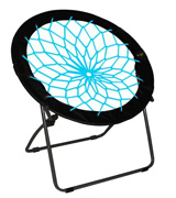 Zenithen IC544S-TV04 Bungee Dish Chair