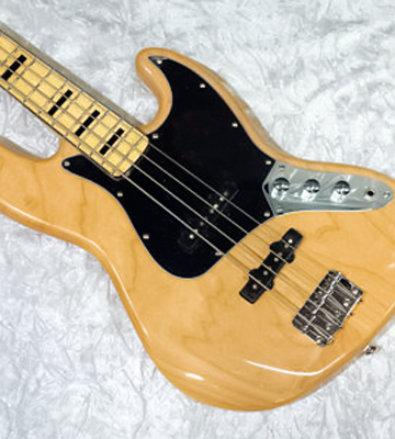 Review of Fender 306702521 Vintage Modified Jazz Bass