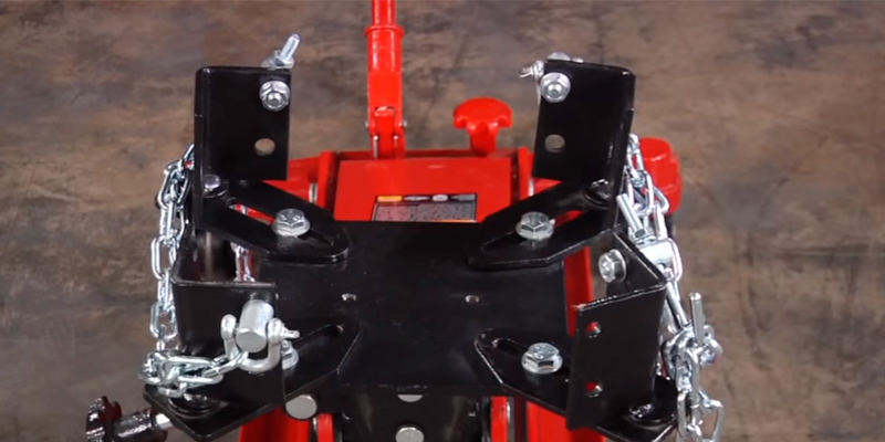 Review of Torin TR4076 Hydraulic Transmission Floor Jack: 1/2 Ton (1,000 lb) Capacity