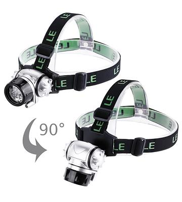 Review of Lighting EVER LE CREE Headlamp LED Flashlight