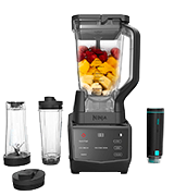 Ninja CT661V Smart Screen Duo Technology Countertop Blender with Freshvac