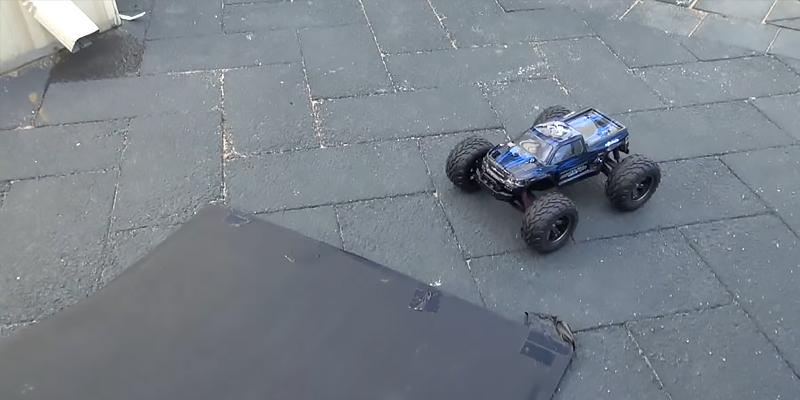Detailed review of Hosim 1/12 Scale Electric RC Car Offroad Remote Controlled