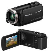 Panasonic HC-V180K Full HD Camcorder