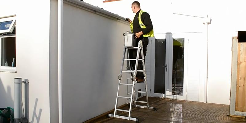 Review of Best Choice Products SKY528 Extendable Ladder