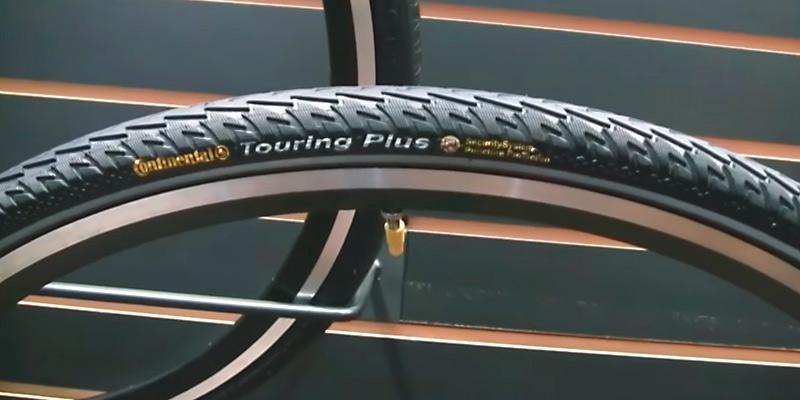 Detailed review of Continental Tour Ride Urban Bicycle Tire
