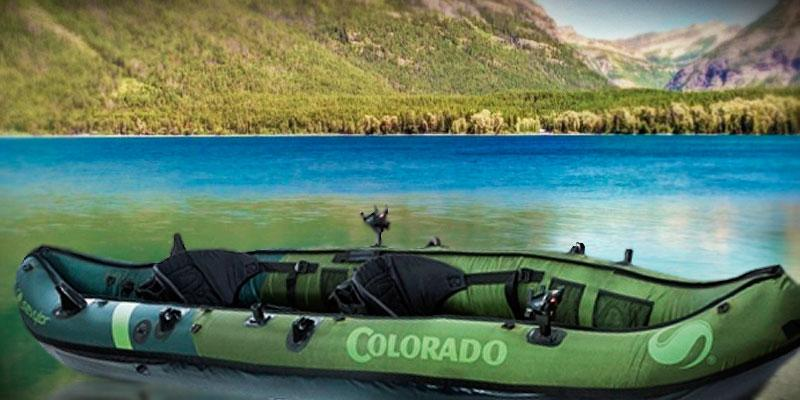 Review of Sevylor Coleman Colorado 2-Person Fishing Kayak