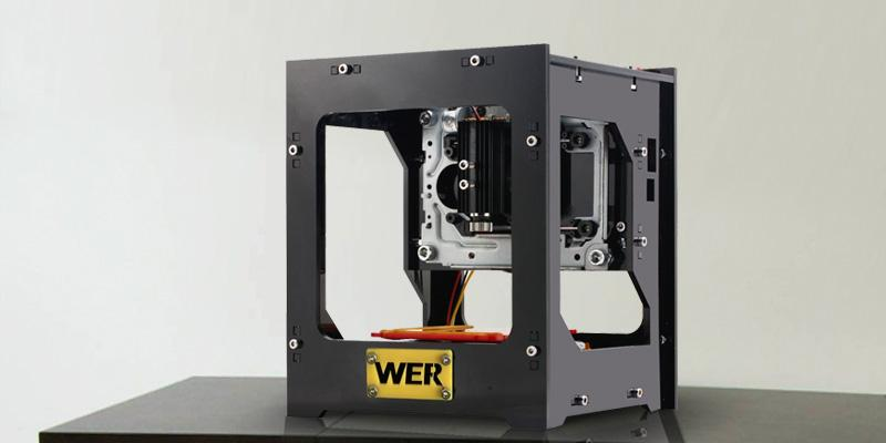 Review of WER USB DIY Laser Engraver Mini