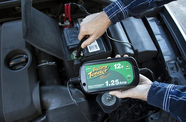 Comparison of Car Battery Chargers: Smart and Portable