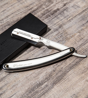 Review of Parker SR1 Professional Barber Razor