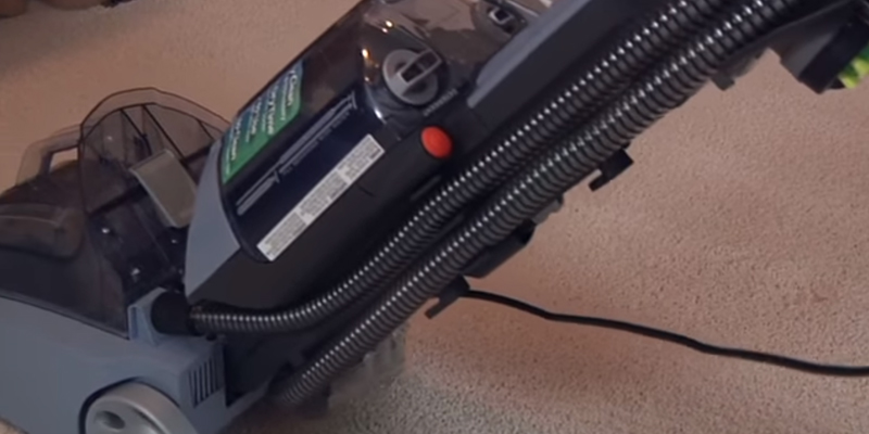 Review of Hoover FH50240 Carpet Cleaner Machine